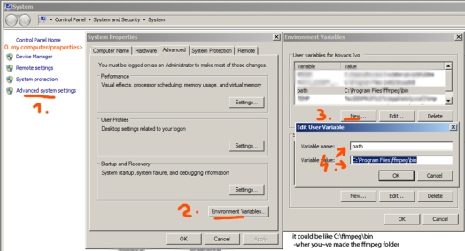 ffmpeg_install_env
